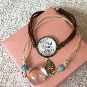🌸 Bundle  2 new bracelets
